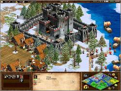 Pantallazo de Age of Empires II: The Conquerors Expansion para PC