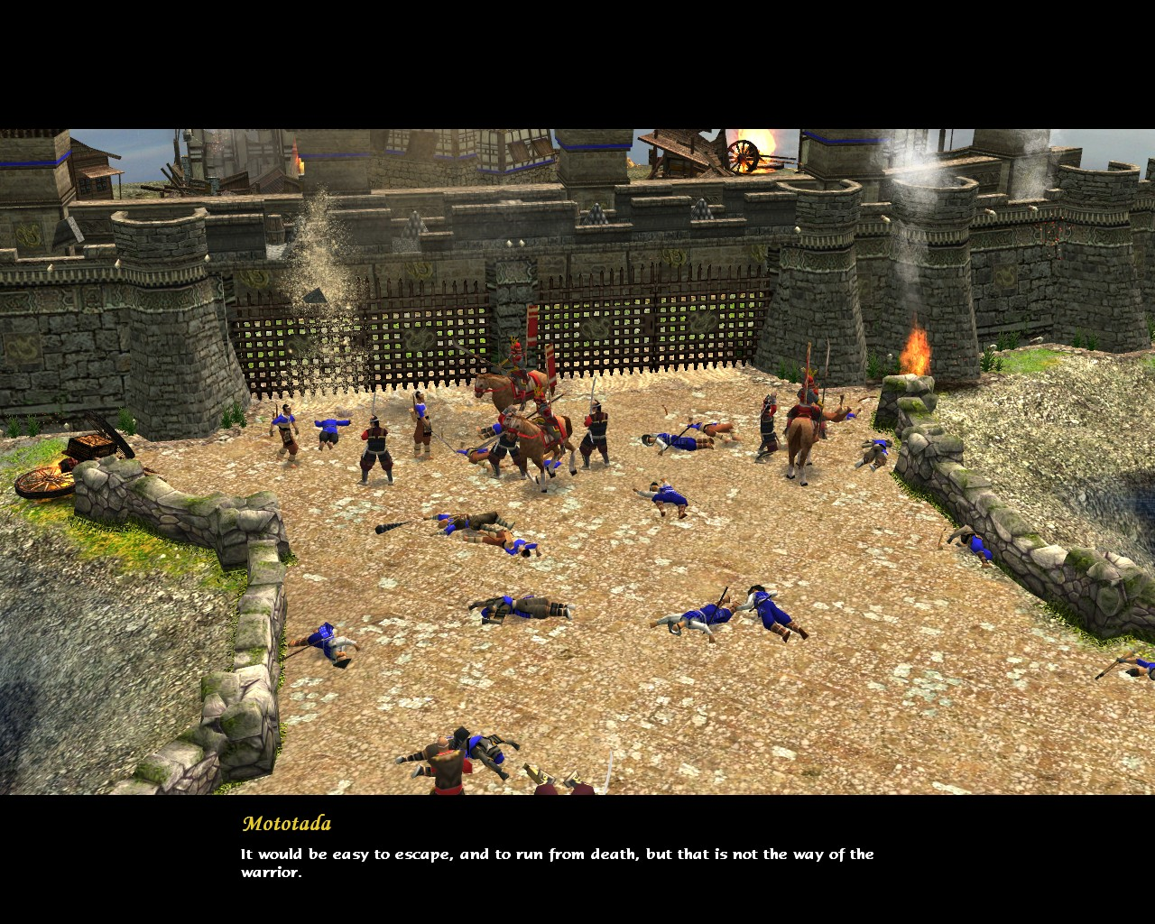 Pantallazo de Age of Empires III: The Asian Dynasties para PC