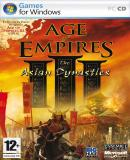 Carátula de Age of Empires III: The Asian Dynasties