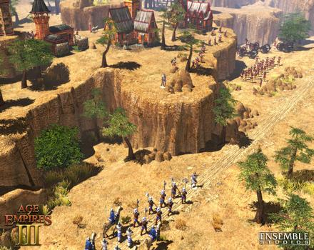 Pantallazo de Age of Empires III Collector\'s Edition para PC