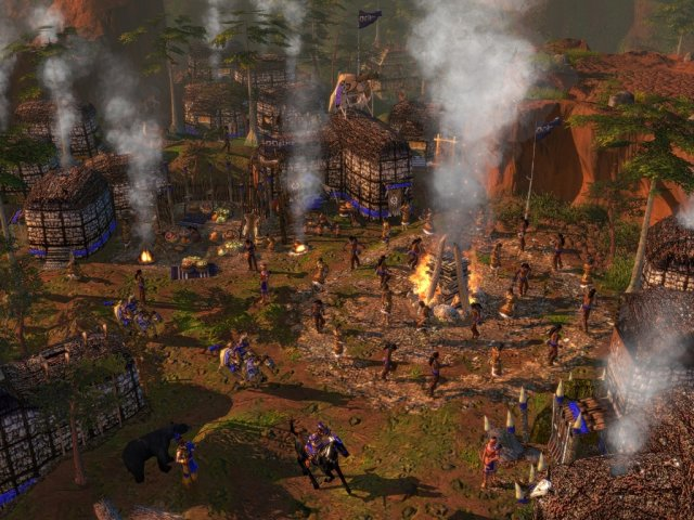 Pantallazo de Age of Empires III Gold Edition para PC