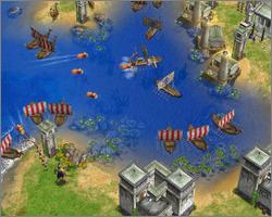 Pantallazo de Age of Mythology: Collectors Edition para PC