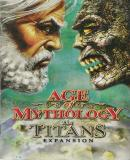 Caratula nº 192770 de Age of Mythology: The Titans (895 x 1398)