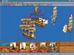 Pantallazo de Age of Sail [Jewel Case] para PC