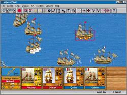 Pantallazo de Age of Sail para PC