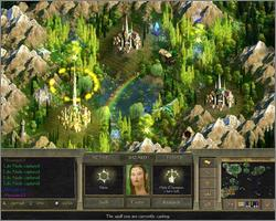 Pantallazo de Age of Wonders II: The Wizard's Throne para PC