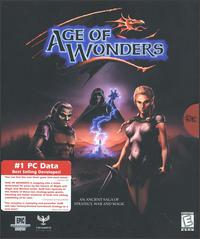 Caratula de Age of Wonders para PC