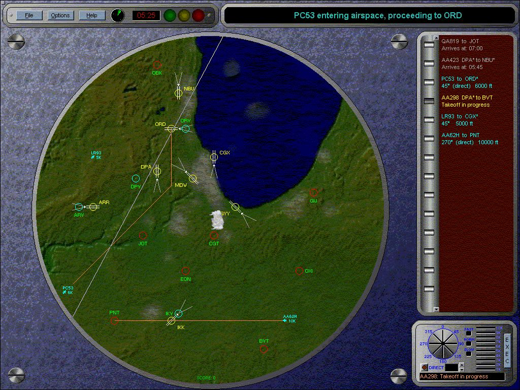 Pantallazo de Air Command 3.0 para PC