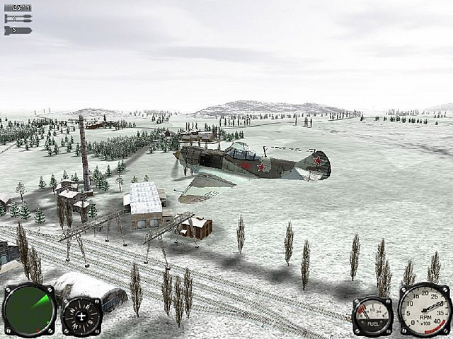 Pantallazo de Air Conflicts para PC