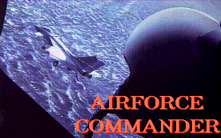 Pantallazo de Air Force Commander para PC