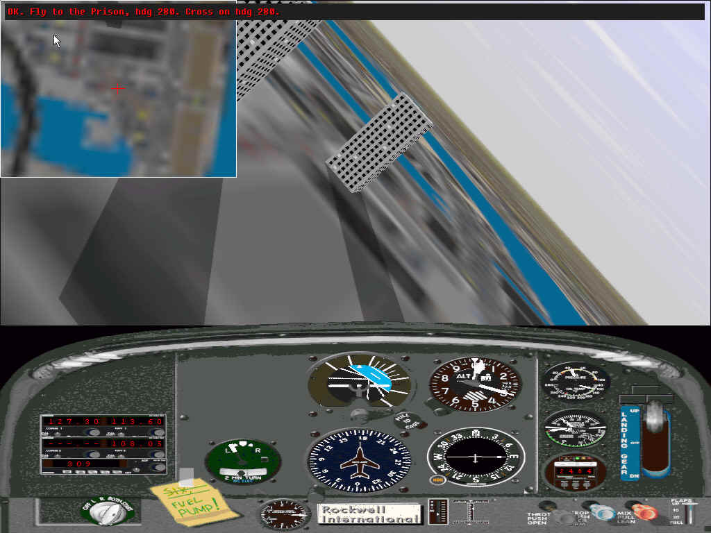 Pantallazo de Air Races para PC