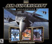 Caratula de Air Superiority Collection para PC