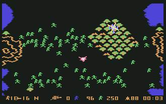 Pantallazo de Air Support para Commodore 64