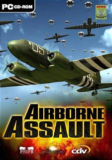 Caratula de Airborne Assault: Red Devils Over Arnhem para PC
