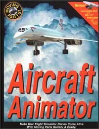 Caratula de Aircraft Animator para PC