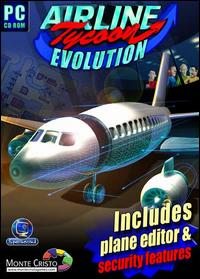 Caratula de Airline Tycoon Evolution para PC