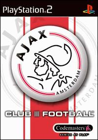 Caratula de Ajax Club Football para PlayStation 2