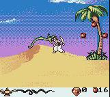 Pantallazo de Aladdin para Game Boy Color