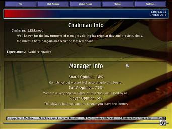 Pantallazo de Alex Ferguson: Player Manager 2003 para PC
