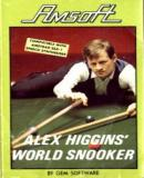 Caratula nº 7833 de Alex Higgins World Snooker (206 x 325)
