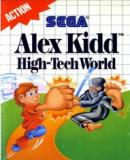 Caratula nº 93263 de Alex Kidd: High-Tech World (191 x 267)