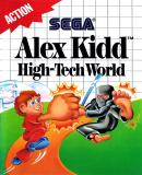 Caratula nº 149709 de Alex Kidd: High-Tech World (640 x 895)