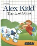Caratula nº 93266 de Alex Kidd: The Lost Stars (198 x 271)