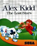 Caratula nº 149711 de Alex Kidd: The Lost Stars (640 x 908)