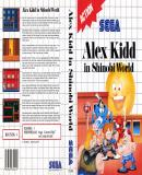 Caratula nº 245871 de Alex Kidd in Shinobi World (1593 x 1007)