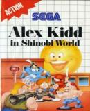 Caratula nº 93260 de Alex Kidd in Shinobi World (191 x 271)