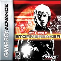 Caratula de Alex Rider: Stormbreaker para Game Boy Advance