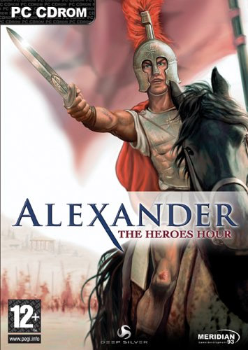 Caratula de Alexander: The Heroes Hour para PC