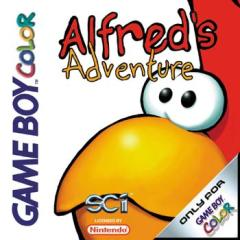 Caratula de Alfred's Adventure para Game Boy Color