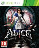 Carátula de Alice: Madness Returns