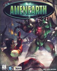 Caratula de Alien Earth para PC