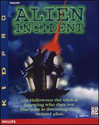 Caratula de Alien Incident para PC
