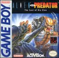 Caratula de Alien vs. Predator: The Last of His Clan para Game Boy