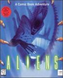 Carátula de Aliens: A Comic Book Adventure