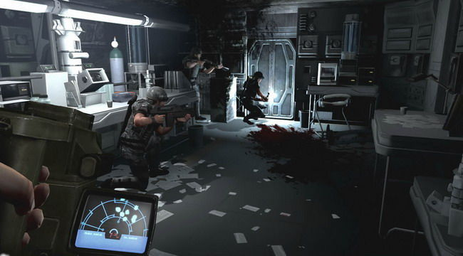 Pantallazo de Aliens: Colonial Marines para PC