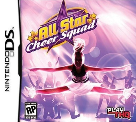 Caratula de All Star Cheerleader para Nintendo DS