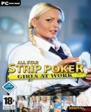 Carátula de All Star Strip Poker Girls at Work