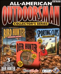 Caratula de All-American Outdoorsman: Collector's Series para PC