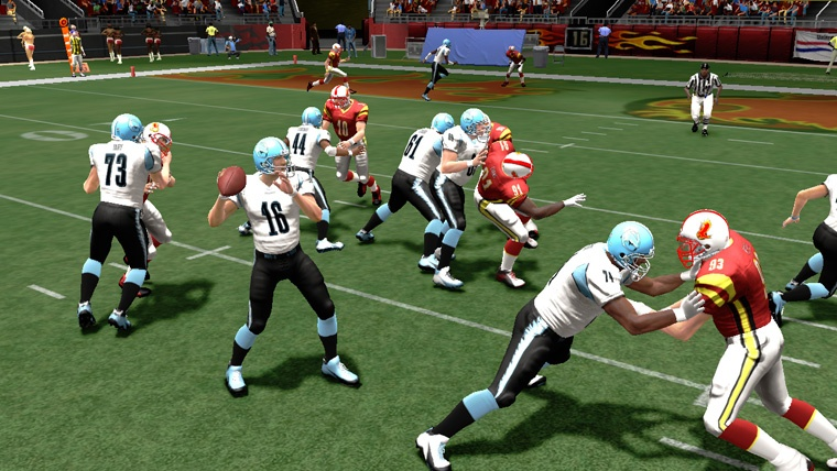 Pantallazo de All-Pro Football 2K8 para PlayStation 3