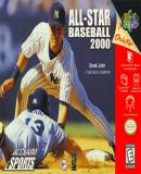 Carátula de All-Star Baseball 2000