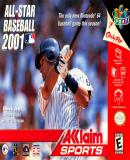 Carátula de All-Star Baseball 2001