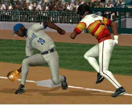 Pantallazo de All-Star Baseball 2002 para GameCube