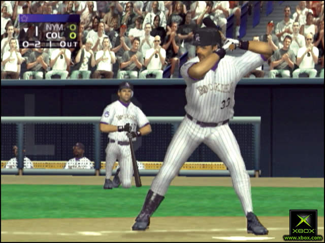 Pantallazo de All-Star Baseball 2003 para Xbox