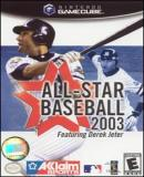 Carátula de All-Star Baseball 2003