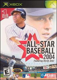 Caratula de All-Star Baseball 2004 para Xbox