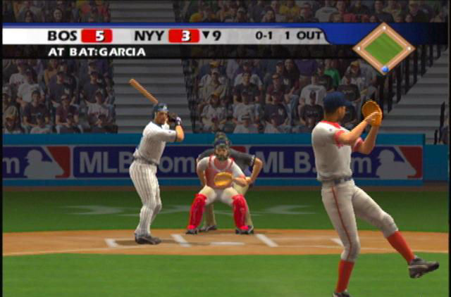 Pantallazo de All-Star Baseball 2005 para Xbox
